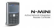 Active Network Integrated Reader controller