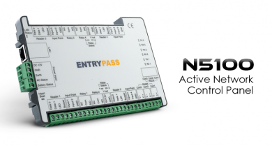 N5100 - Active Network Control Panel