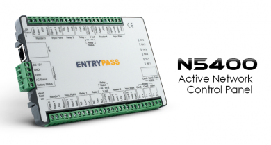 N5400 - Active Network Control Panel