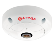 IP camera  Dome Indoor, 2MP, 360w