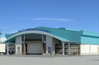 Công ty TNHH Chế Biến Thuỷ sản & XNK Ngo Bros